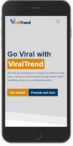 ViralTrend UI